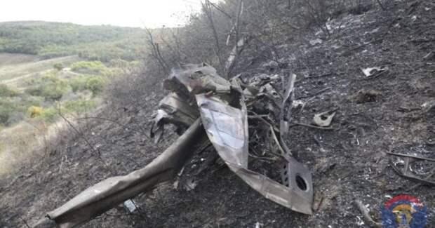 ПВО Армении сбили странные вертолеты Азербайджана