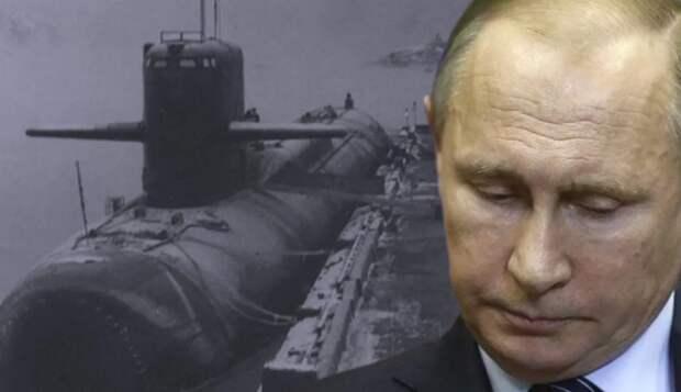 Рассекреченные переговоры Клинтона и Путина о подлодке «Курск» «Медуза» переврала в своем стиле