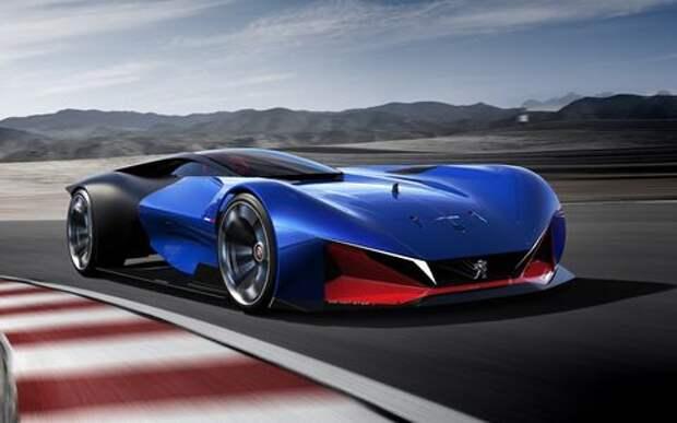 Peugeot отдала дань уважения непобедимым «шарлатанам»