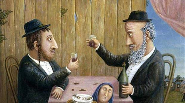 Из еврейской жизни