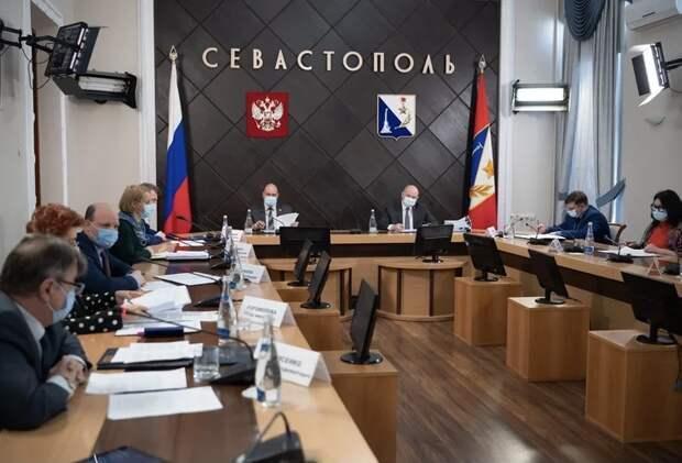 В Севастополе намерены пересмотреть суммы субсидий ветеранским организациям