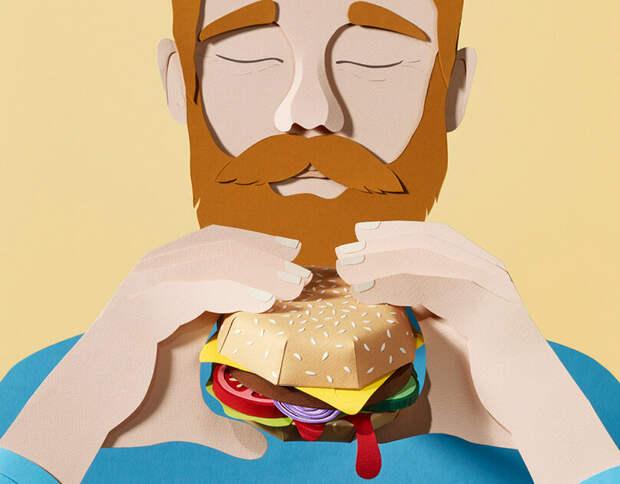 Бургер дзен