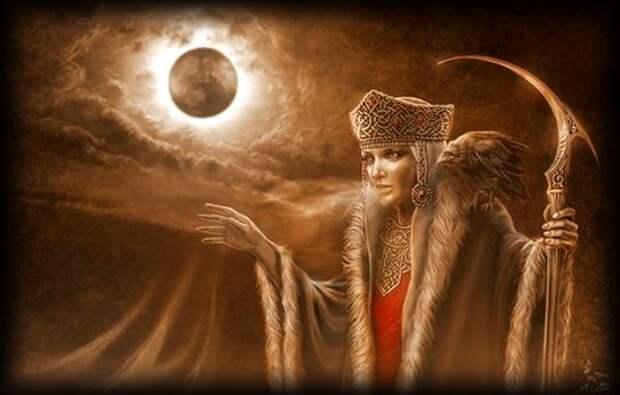 Сказы богини Мары о нави и яви
