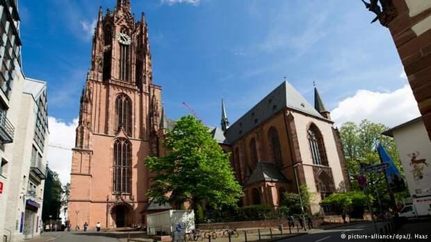 Тайна детской могилы во Франкфуртском соборе
