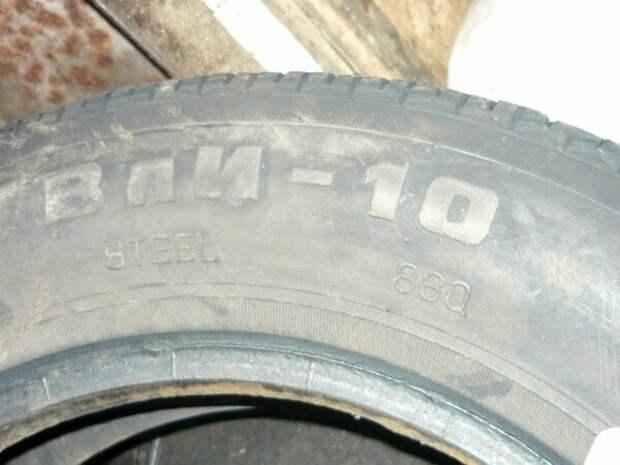 На какой резине ездили автомобили в СССР СССР, авто, авто шины, истории, технологии, факты