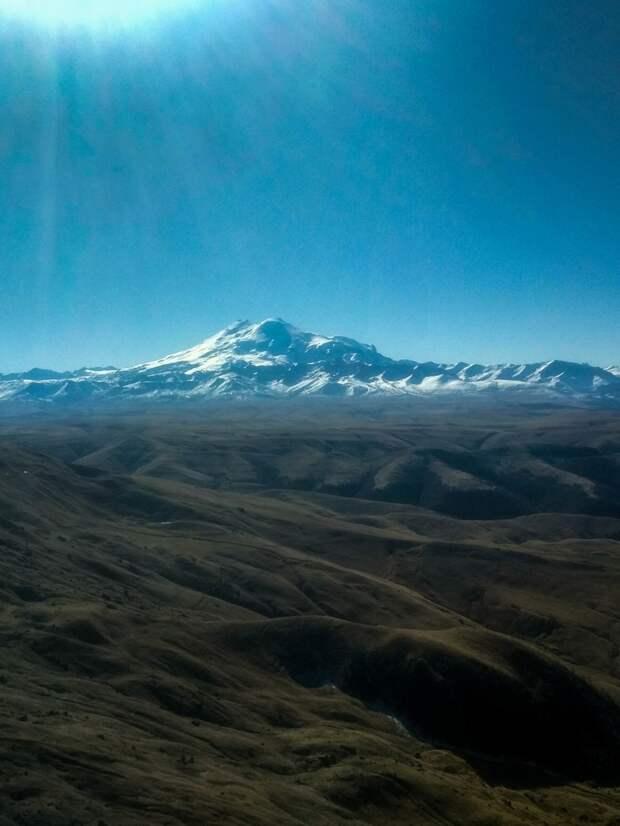 Плато Бермамыт: от заката до рассвета с Эльбрусом, или уроки туризма от непутёвой походницы