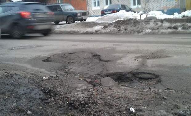 Специалист объяснил причину появления плохих дорог