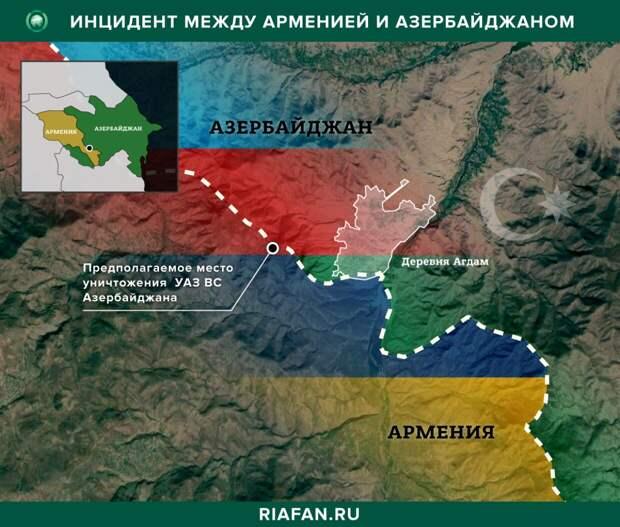 Армяно-азербайджанский конфликт и турецкий фактор