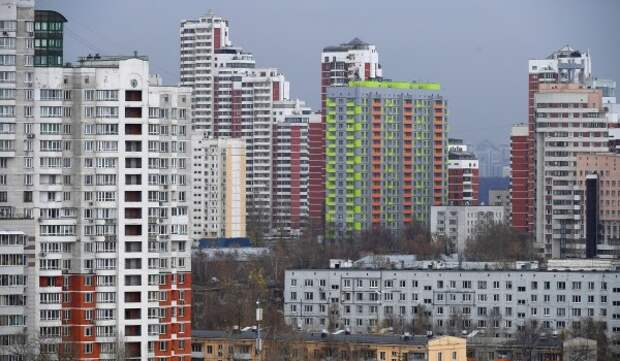 Четыре дома по программе реновации на юге столицы будут сохранены
