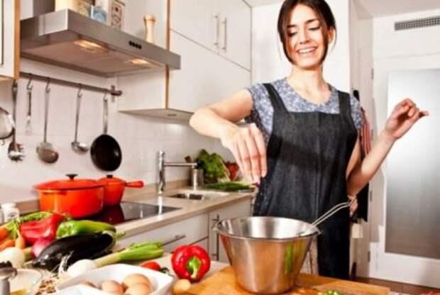 Памятка. Полезные советы на кухне