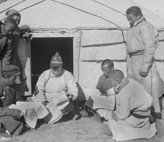 Зачем независимая Тува присоединилась к СССР в 1944 году