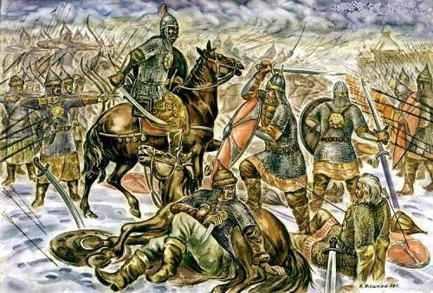 Тайна битвы на реке Сить