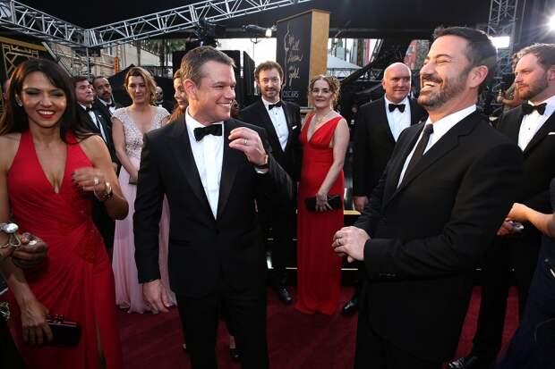 Красная ковровая дорожка премии «Оскар»
