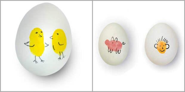 Как украсить яйца на Пасху, чтобы было «не как у всех» - 28 идей - 15