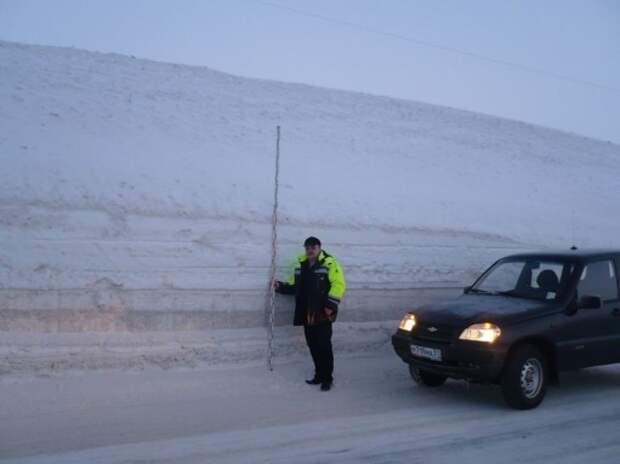 Росавтодор проведет эксперимент по дорогам под снежным покровом в 16 регионах