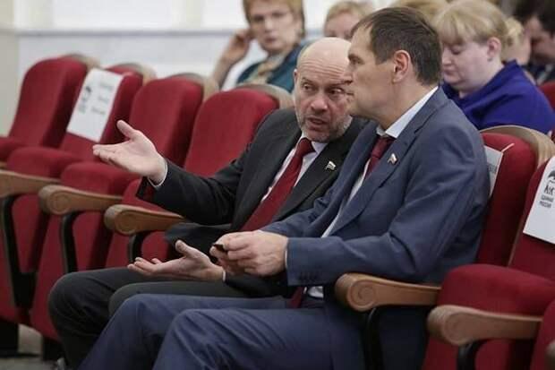Колесников иБарышев оказались самыми бедными депутатам Госдумы отЧелябинской области