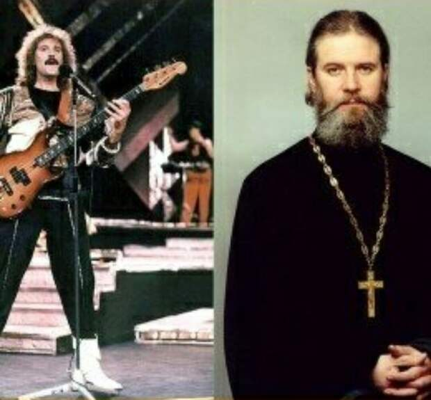 Он бросил музыкальную карьеру и стал служить Богу.