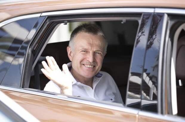 Директор по маркетингу Kia Motors RUS Валерий Тараканов