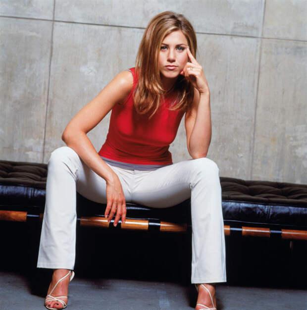 Дженнифер Энистон (Jennifer Aniston) в фотосессии Лена Айриша (Len Irish) (1997), фото 7