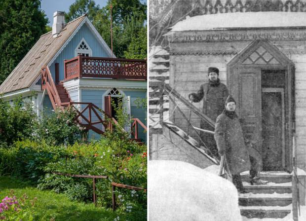 Как Чехов превратил Мелихово в передовую усадьбу