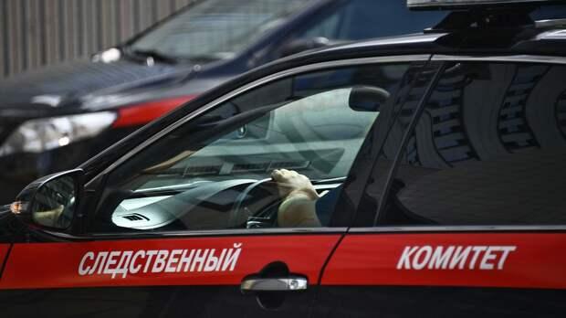 Автомобиль Следственного комитета РФ - РИА Новости, 1920, 03.09.2020