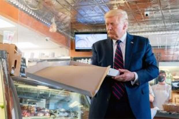 На кухне в Белом доме. Любимые блюда президентов США