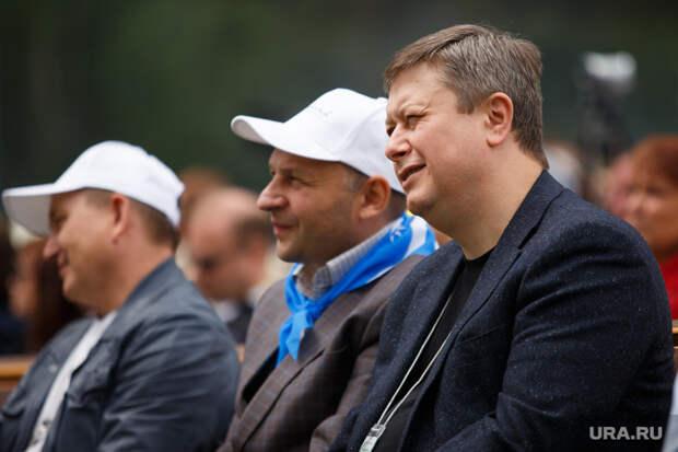 Сабантуй и Куйвашев. Екатеринбург