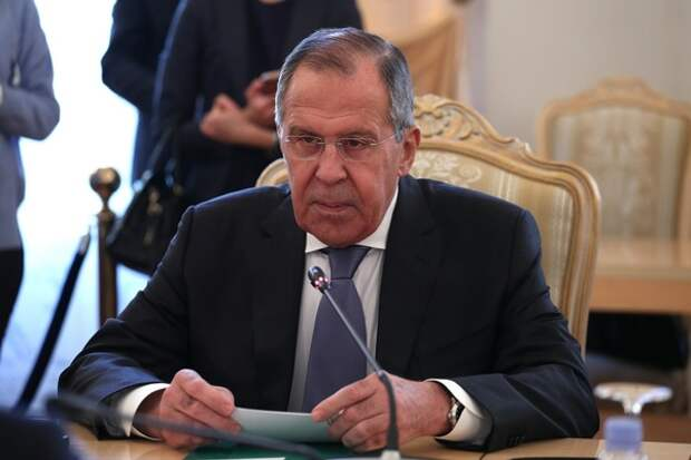 Лавров рассказал о предложениях Германии по Керченскому проливу