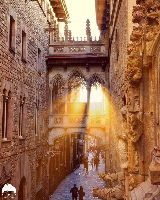 40 причин считать Барселону самым красивым городом мира