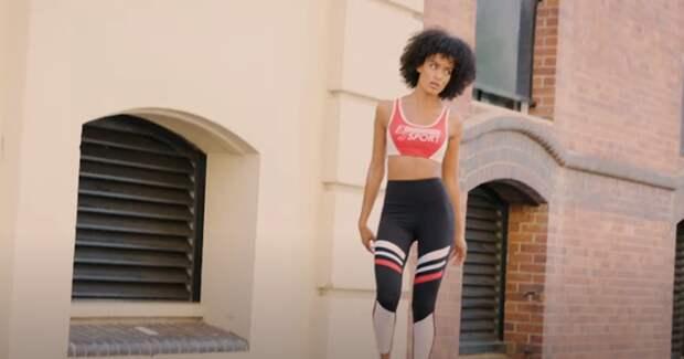 В Австралии Lorna Jane оштрафовали за рекламу «защищающей» от COVID-19 одежды