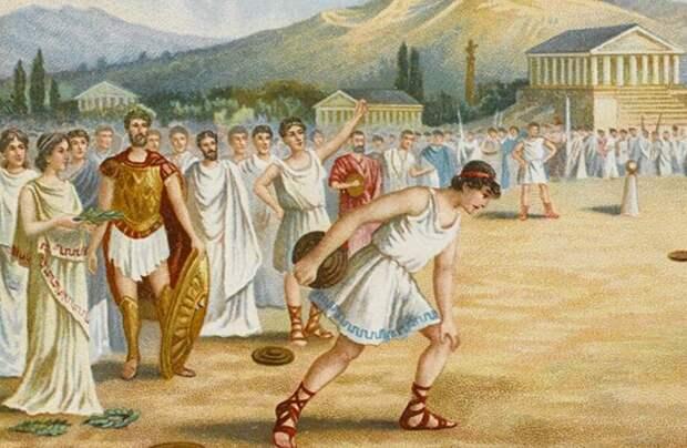 Видео: Какие рекорды древних спортсменов до сих пор поражают историков