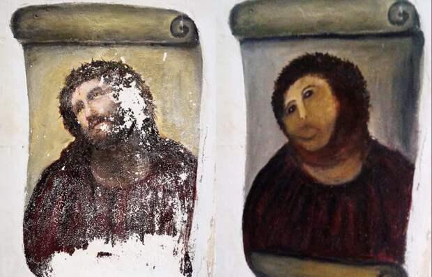 7 бесценных произведений искусства, которые были уничтожены по глупой случайности