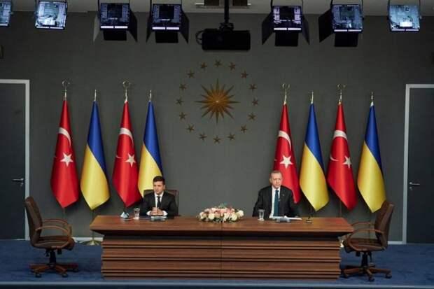 Украинские СМИ: Эрдоган сделал последнее предупреждение Путину через Украину