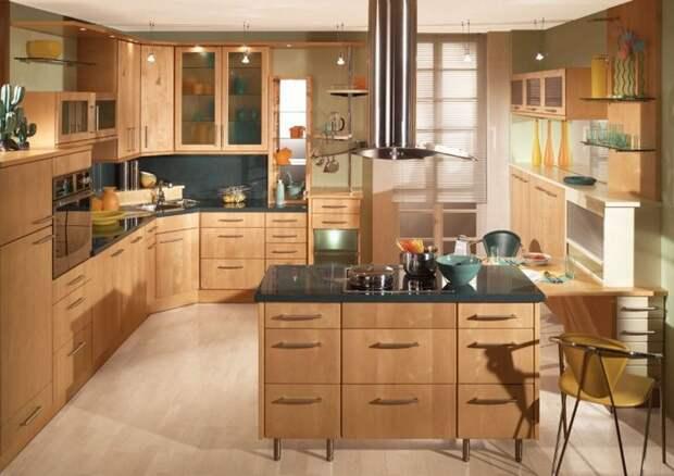 Удобная кухня или 10 ошибок в дизайне, которые не следует совершать
