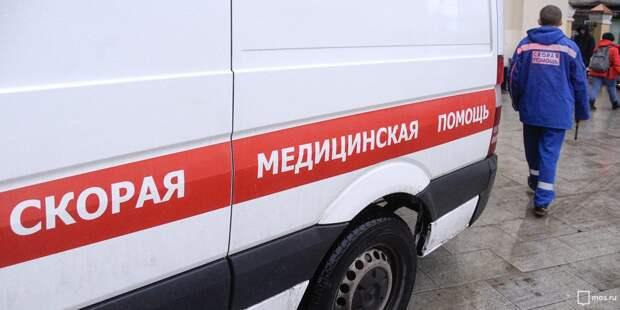 Пострадавшим в ДТП на Сходненской оказали всю необходимую помощь. Фото: mos.ru