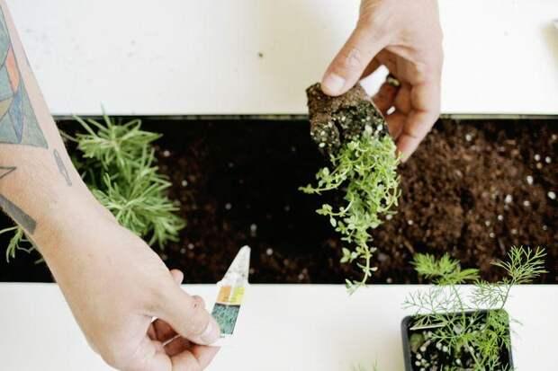 Как сделать оригинальный садовый столик своими руками