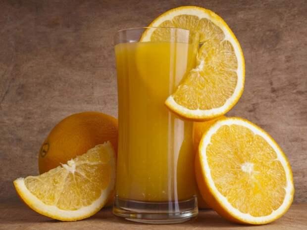 Апельсиновый фреш бодрость, кофе, напитки