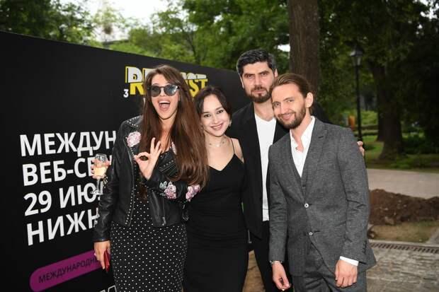 Realist Web Fest: Нино Нинидзе, Ольга Сутулова и Юрий Быков