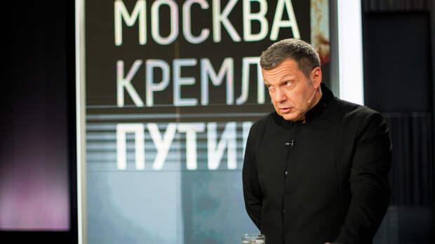 """""""Это война. Ну, по логике"""": Соловьёв неожиданно высказался об обвинениях Польши"""