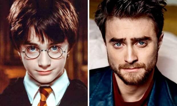 «Гарри Поттер» 14 лет спустя