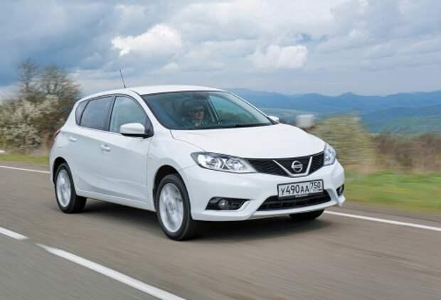 Nissan Tiida: от 839 000 руб.