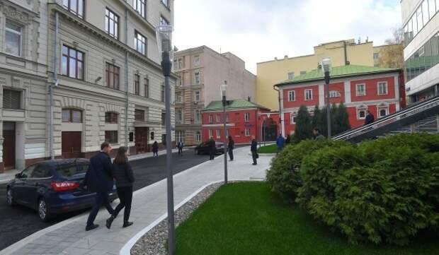 Реставрацию 67 памятников архитектуры завершили в Москве в январе-июне