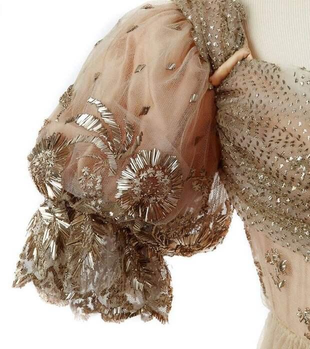 красивые детали нарядной одежды своими руками