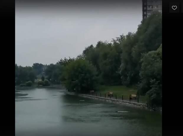 Завершается благоустройство Дегунинского пруда