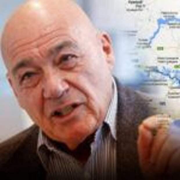 Познер в интервью украинцу Гордону пояснил, почему Россия вернула Крым в свой состав