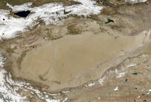 В Китае обнаружен огромный подземный океан