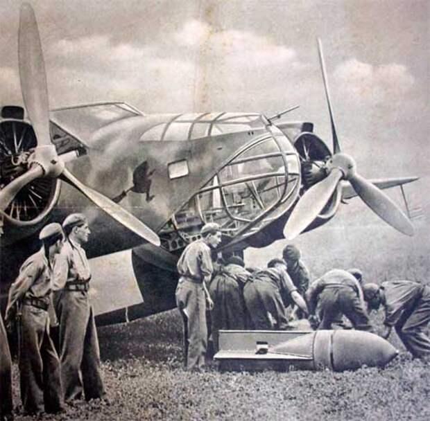 Самолет Второй мировой