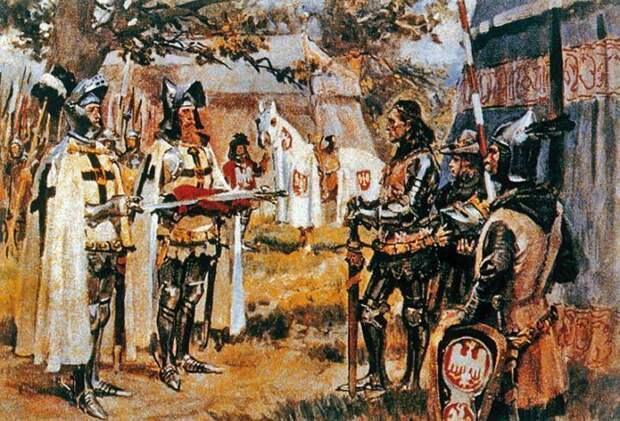 Грюнвальдская битва. Как уничтожили армию Тевтонского ордена