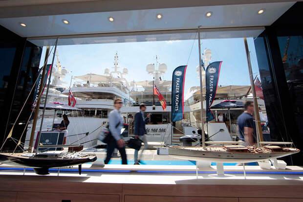 Самое престижное яхт-шоу стартовало в Монако
