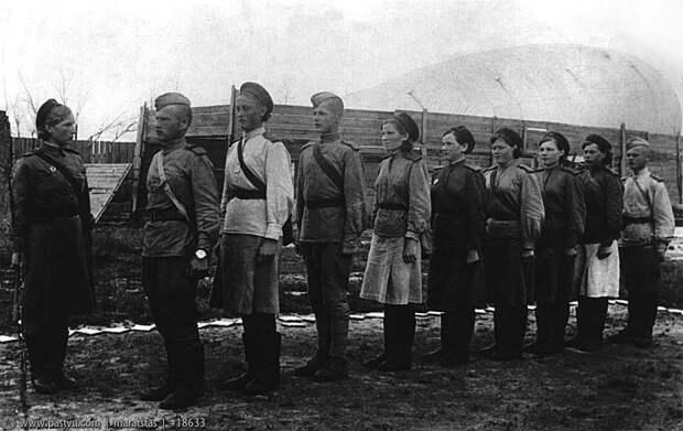 Москва в 1943 году